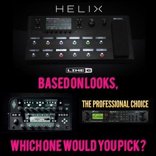 Line-6-helix-vs-Kemper-vs-axe-fx | PursuingTone | Line, Axe, Music