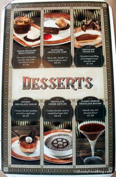 Beignets Pillowy Billowy French Doughnuts Desserts Menu