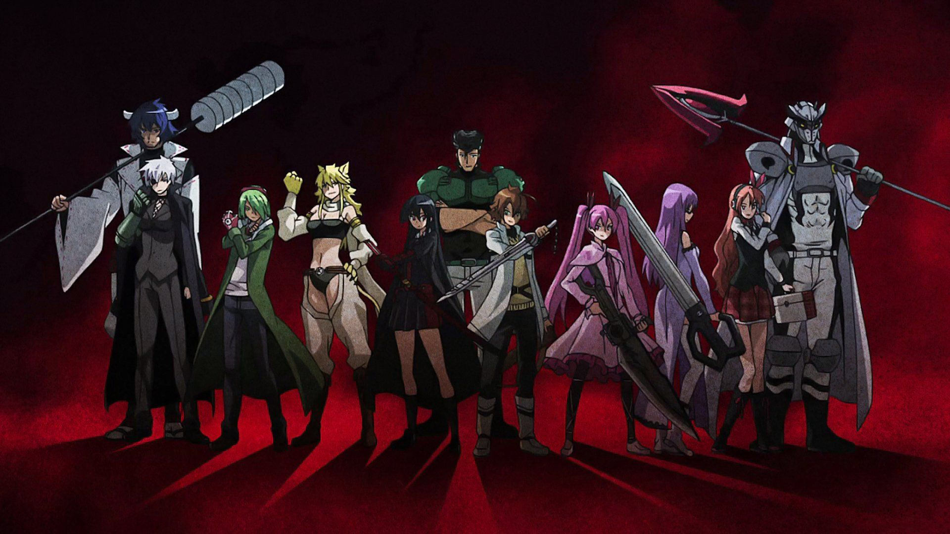1920x1080 Akame Ga Kill Wallpaper Background Image View