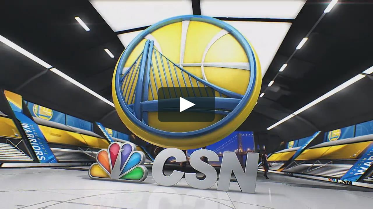 2016 CSN ANIMATION MONTAGE Animation, Montage, Live events