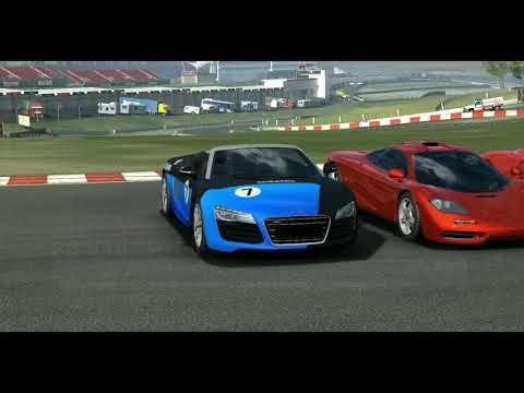 Audi R8 V10 Spyder Real Racing 3 Android And Ios Gameplay With