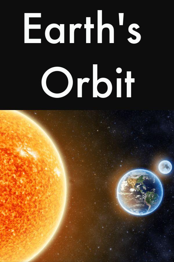 Earth's Orbit - Solar System Science for Kids | Science ...