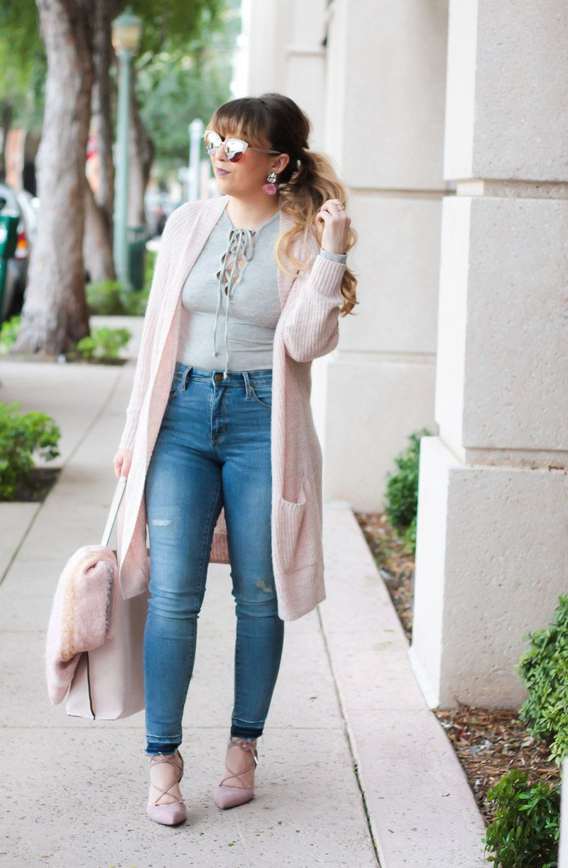 Miami fashion blogger Stephanie Pernas of A Sparkle Factor wearing ...