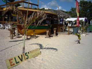 Elvis' Beach Bar Anguilla