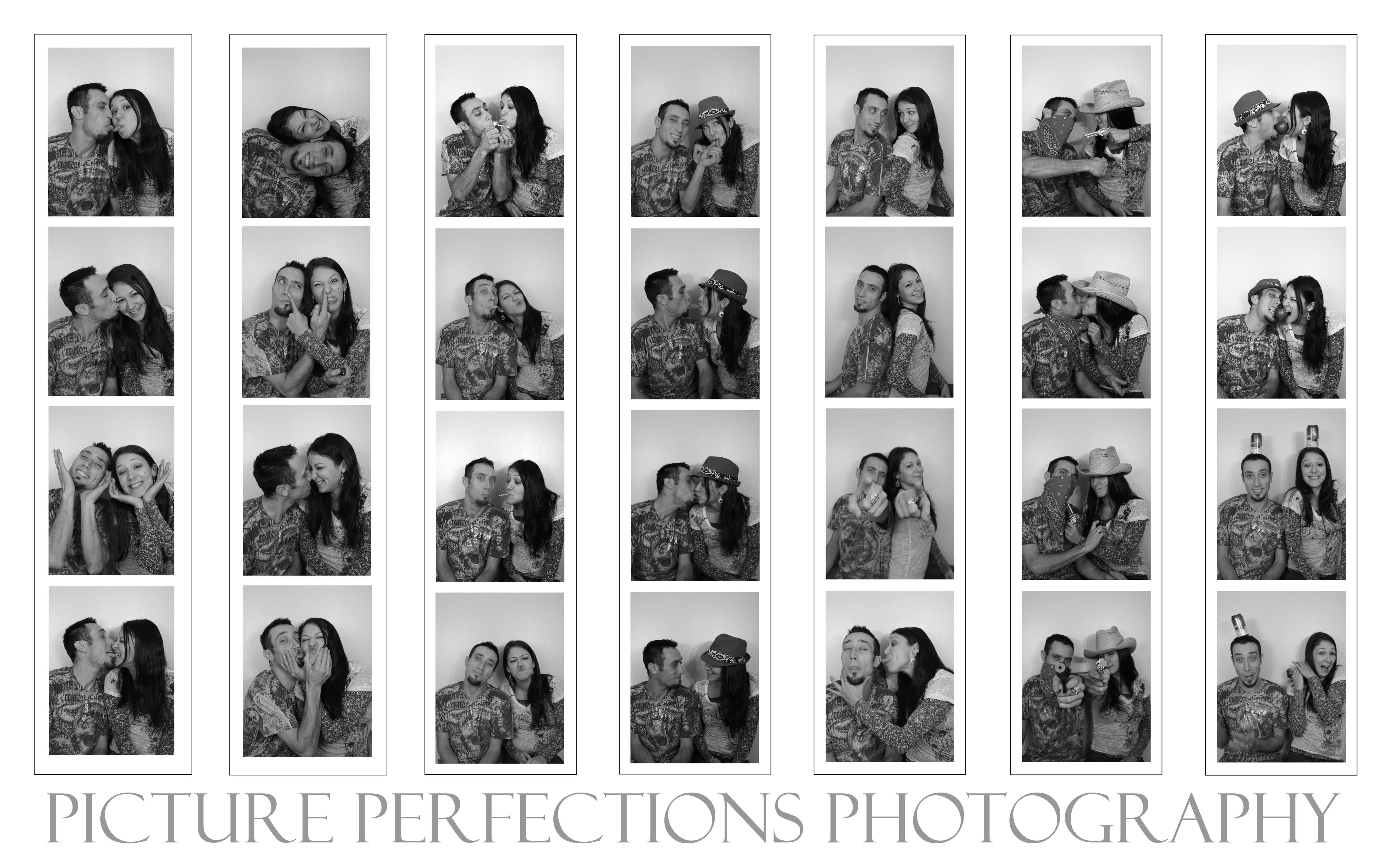 Photo Booth Fun Couple Pictures Silly Poses Partners In -5768