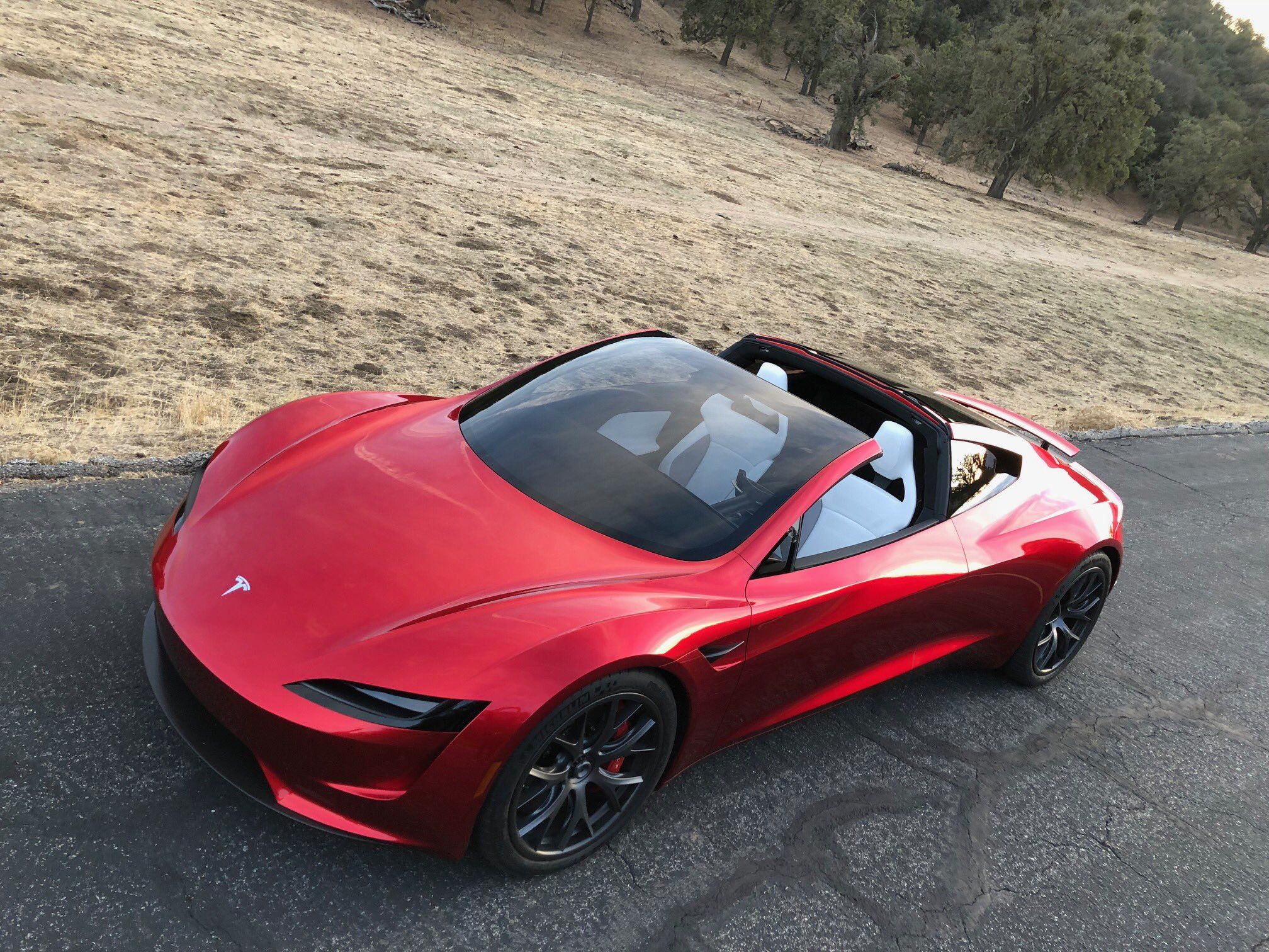 Car Porn On Twitter Tesla Roadster New Tesla Roadster Roadsters