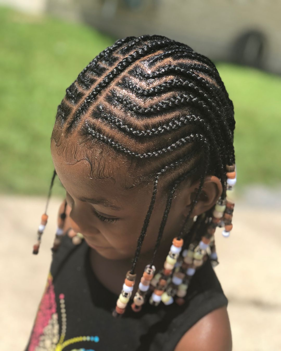 Kailey П��😍 Tribal Style Braids Braidstyles