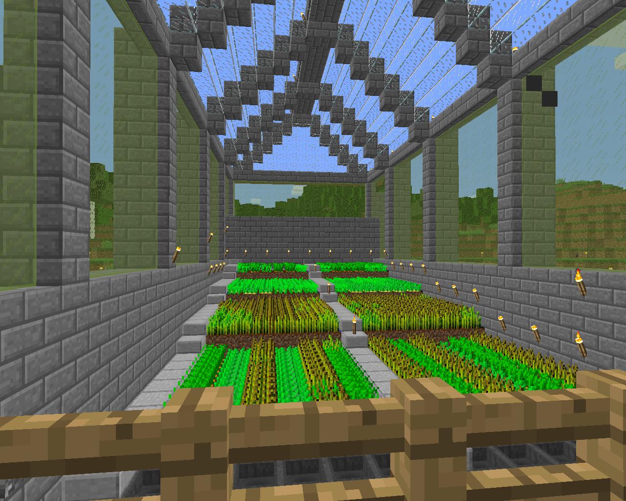 37+ Automatic garden minecraft ideas