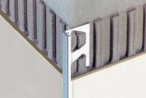 Schluter Jolly Finishing And Edge Protection Profile For The