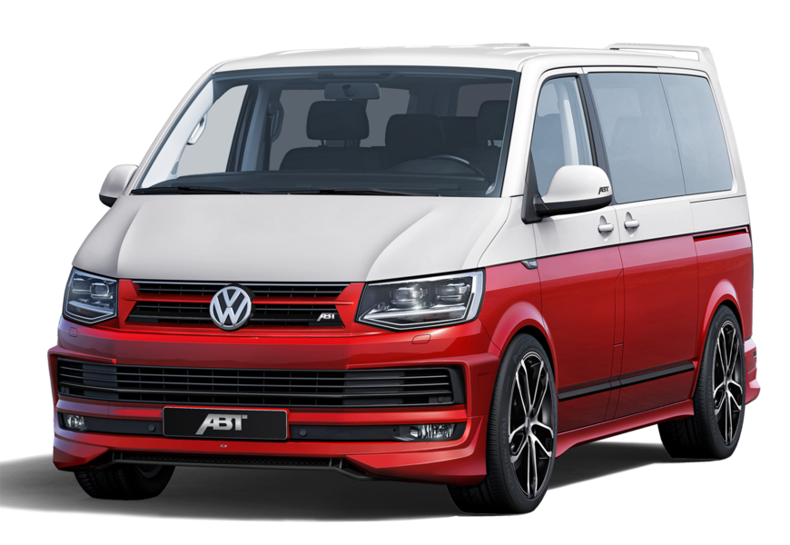 vw bus from abt sportsline image mmmm vw t5 and t6. Black Bedroom Furniture Sets. Home Design Ideas