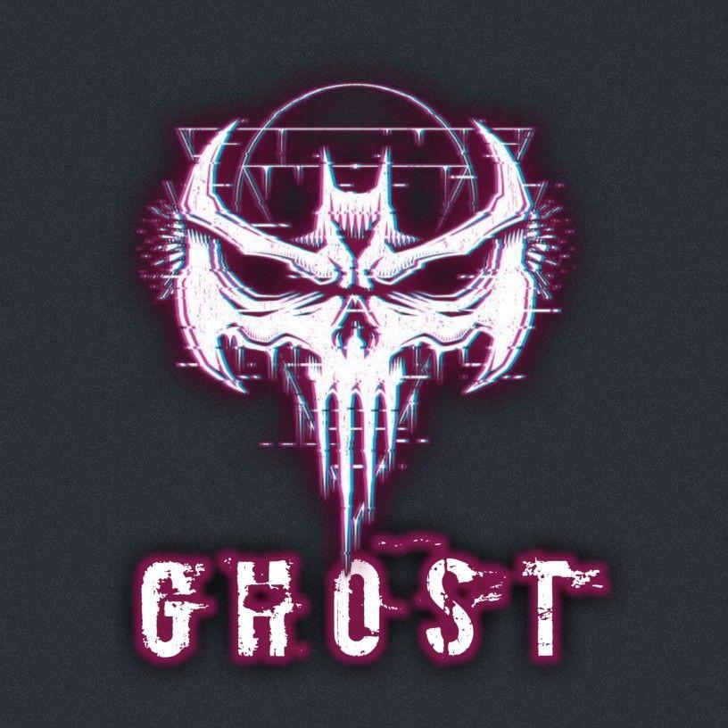 Ghost Logo Ghost Logo Game Logo Design Game Logo