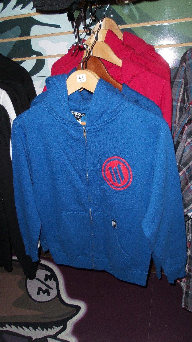 f7260e2bb87 sweater chaqueta we all ride unisex azul talla m