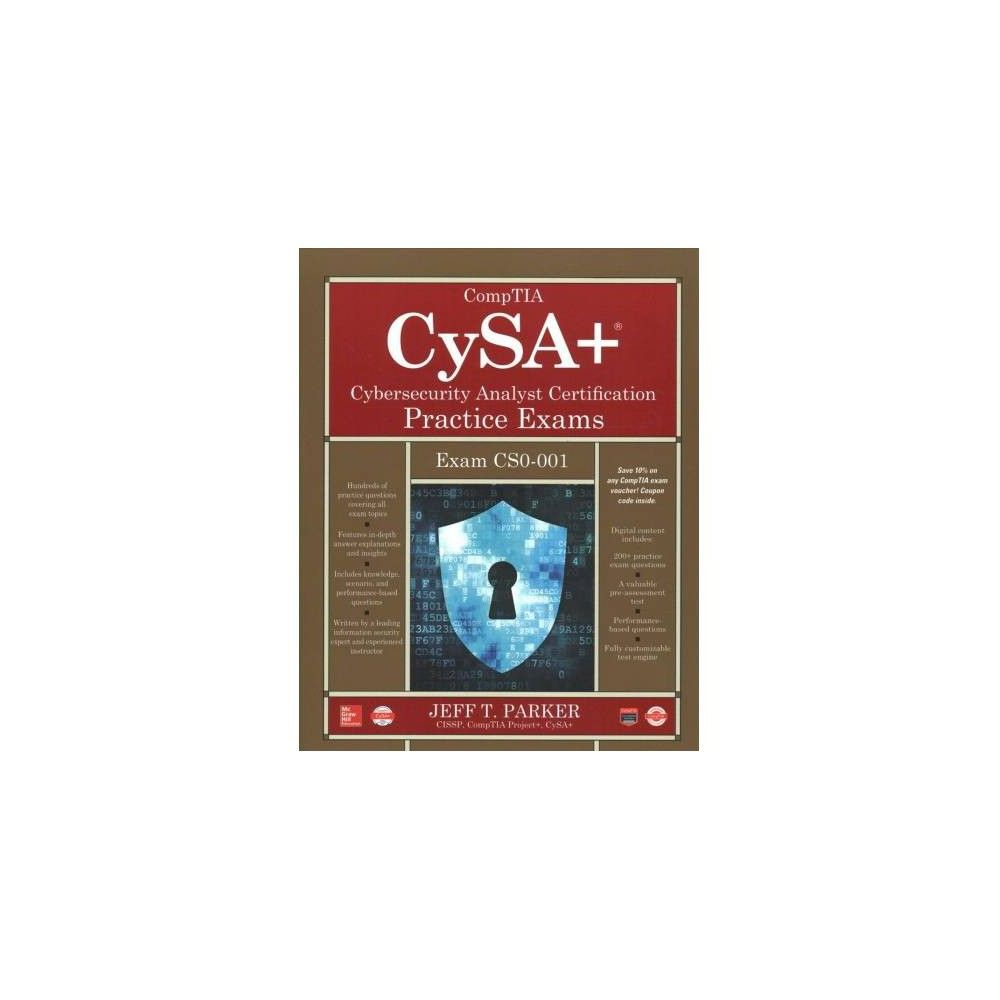 Comptia Cloud Certification Study Guide Comptia Cysa Cybersecurity Analyst Certification Bundle Exam Cs0