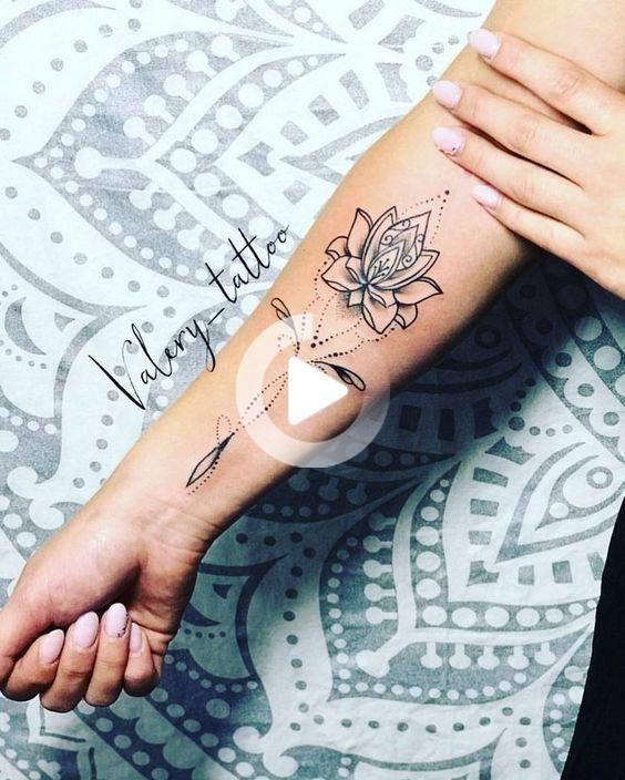200 Bilder von weiblichen Arm Tattoos für Inspiration – Fotos und Tatt