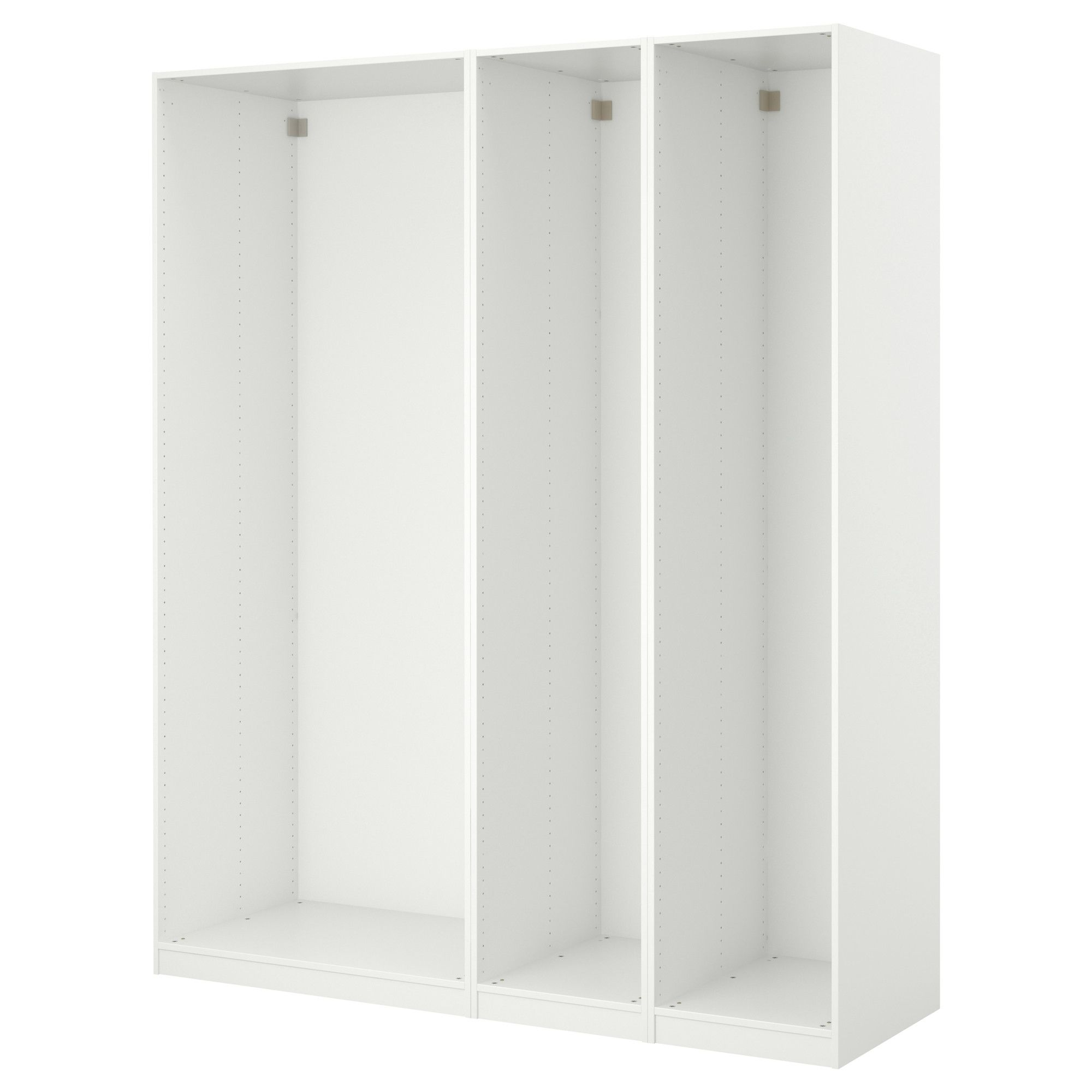 pax 3 caissons armoire blanc armoires blanches caisson et armoires. Black Bedroom Furniture Sets. Home Design Ideas