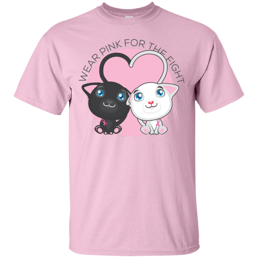 For Every Cancer Cat T Shirt You Purchase, We Donate 10