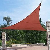Commercial 95 Shade Sails 10 X20 Rectangular 440 Great For Summer On The South Side When Deciduous Trees Are Not High Enough To Provide