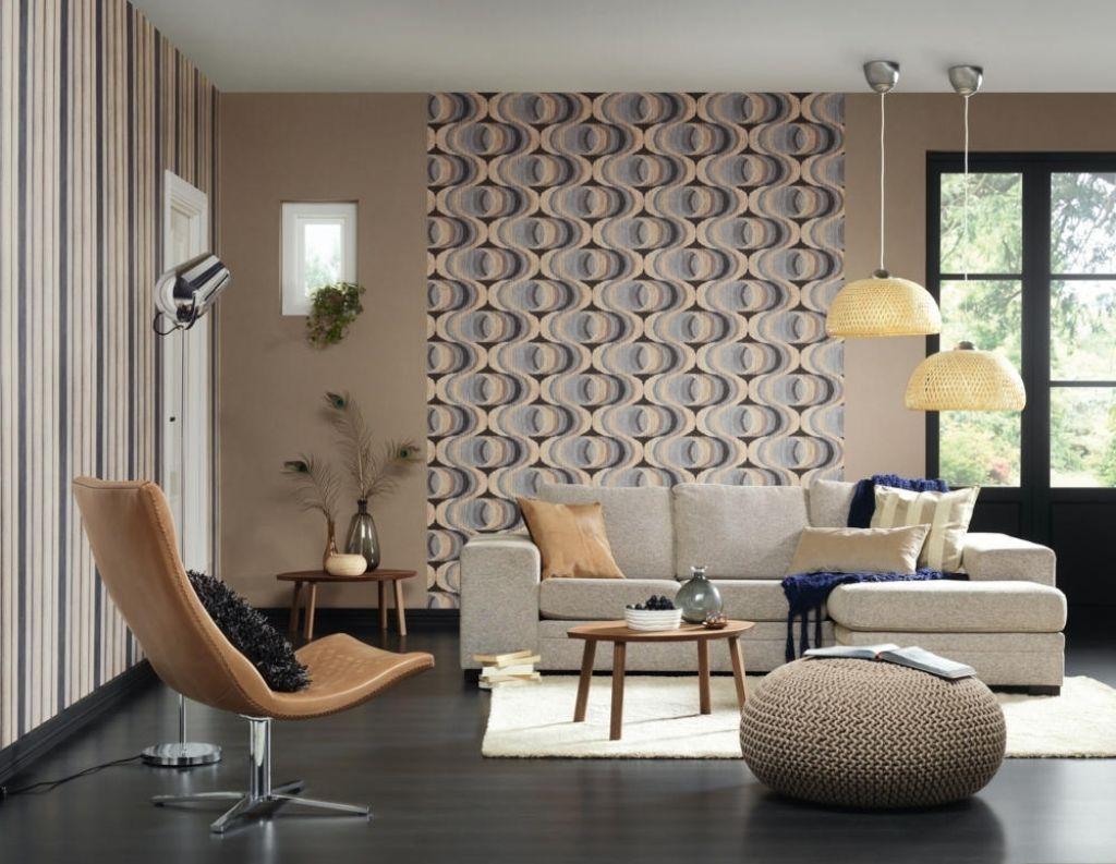 deko tapete wohnzimmer wohnzimmer tapeten ideen modern and ...