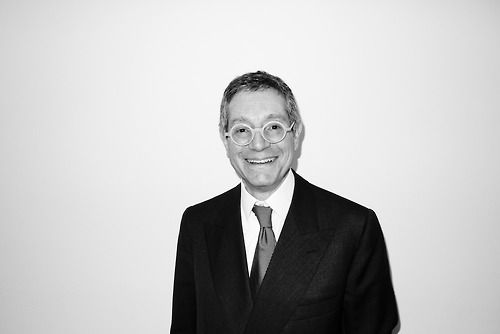 Jeffrey Deitch At The Richard Prince Opening At Gagosian In Beverly