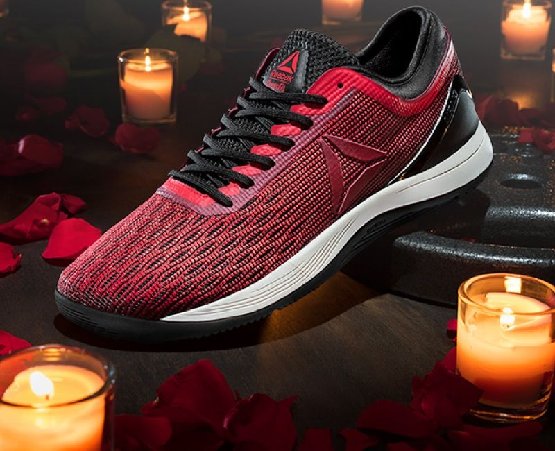 3a5bc5a0cbc Our kind of Valentine s Day Gift! Check out the Reebok CrossFit Nano 8  Flexweave Valentine s Day Pack