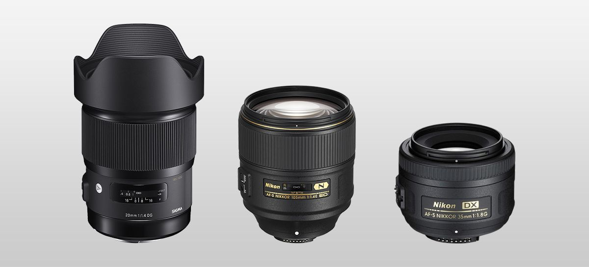 Which Nikon Lens is Best for Wedding Photography? | Retouching