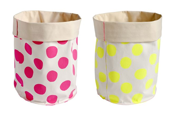 Children S Toy And Laundry Storage Baskets By La Cerise Sur Le Gateau Available From Molly Meg As Featured On Bobby Rabbit