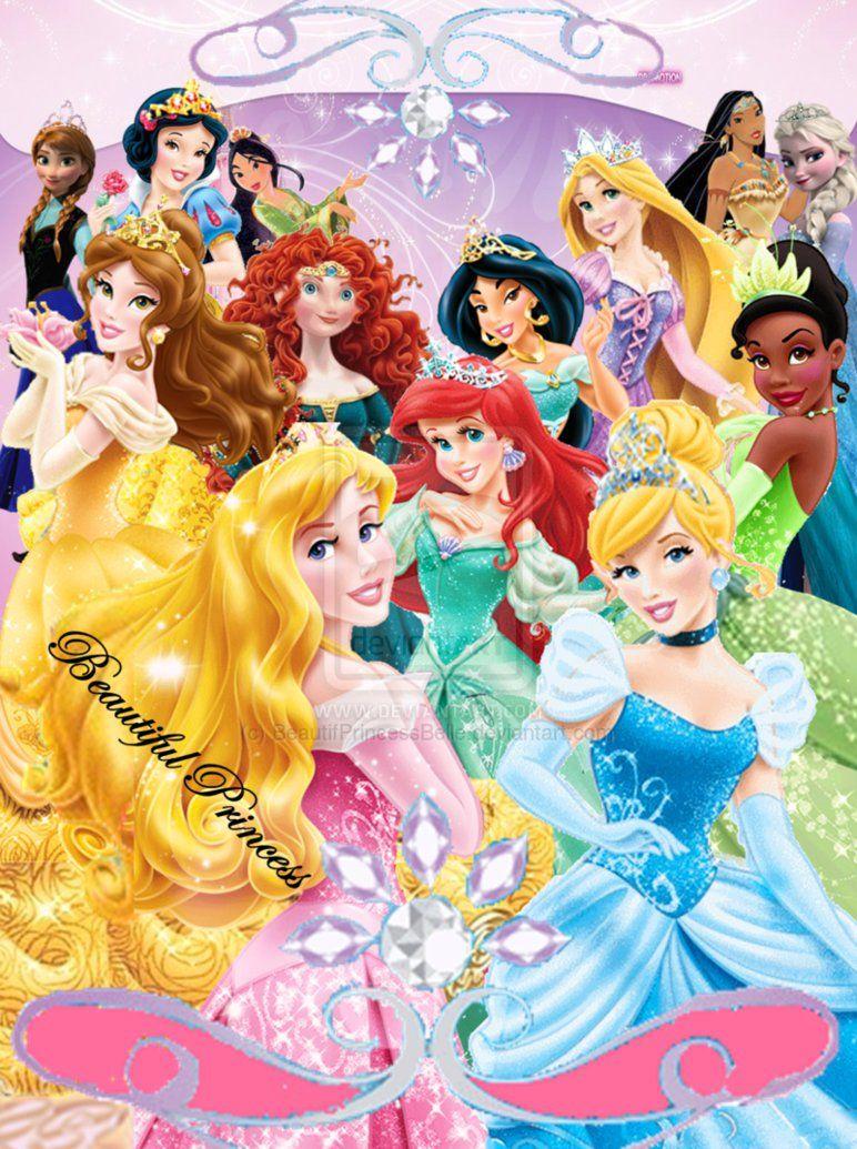 Pin De Melissa Molloy Em Princesas Disney Aniversário Com Tema De Princesa Disney Princesas Disney Originais Convites Para Festa De Princesa