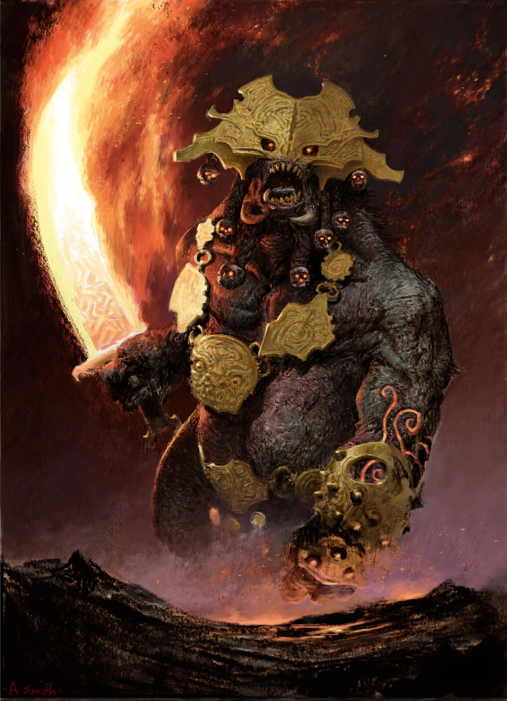 fire giants osrs