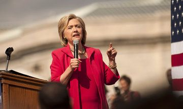 Hillary Clinton: 'Republicans Should Be Ashamed' Over Vote To Defund Planned Parenthood