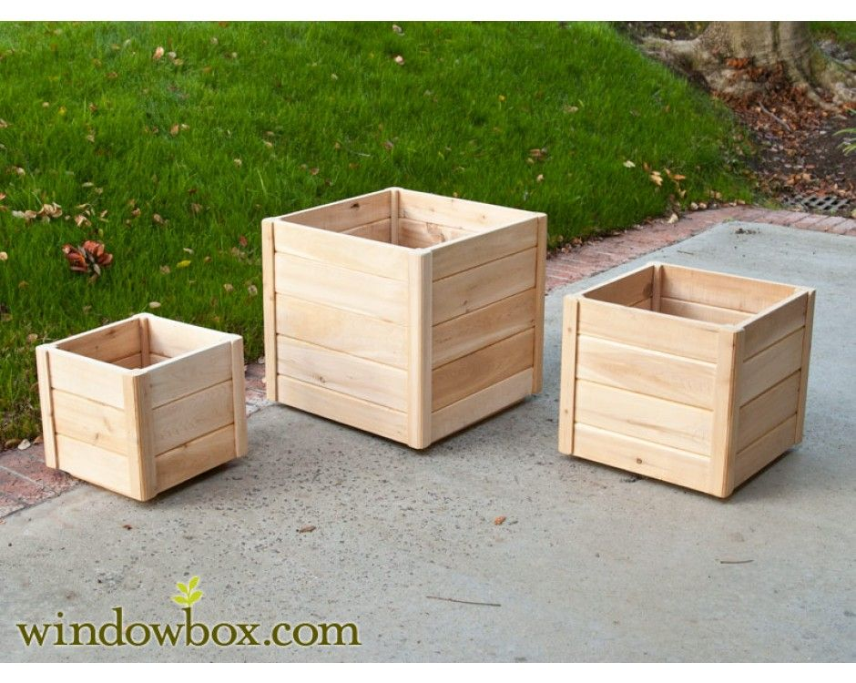 Outdoor Planter Projects   Page 6 Of 13