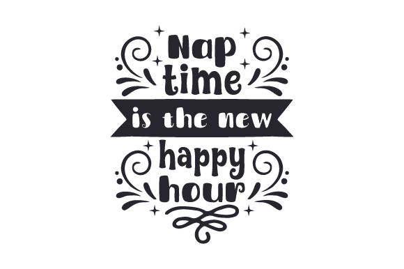 Nap Time is the New Happy Hour
