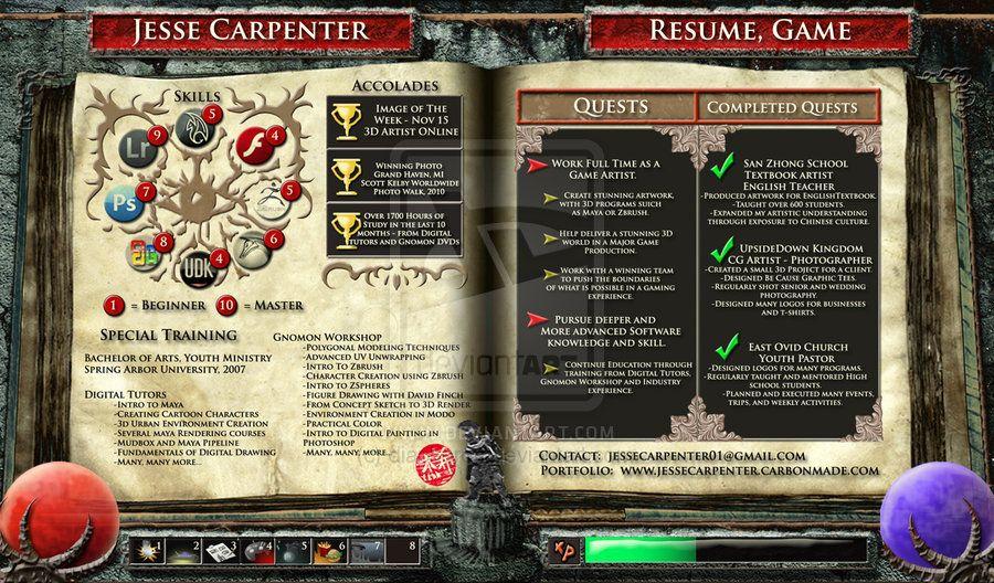 video game artist jobs