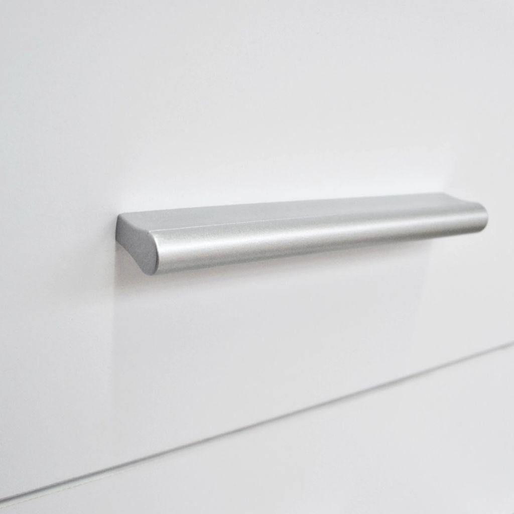 Sideboard Chipboard 79x35x88 cm White