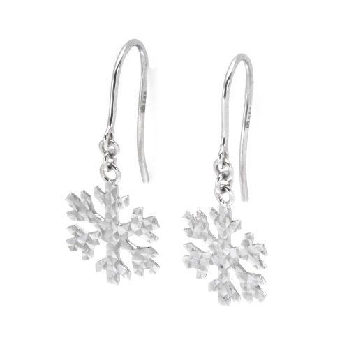 IAD  14K/585 White Gold Snowflake Diamond Cut by IADJewellery