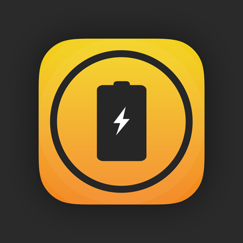 Battery Disc Ios App Icon Link To The App Store Https Itunes Apple Com Us App Battery Disc Power Usage Status Id955390537 Mt 8 Ign Mpt Uo 3d2