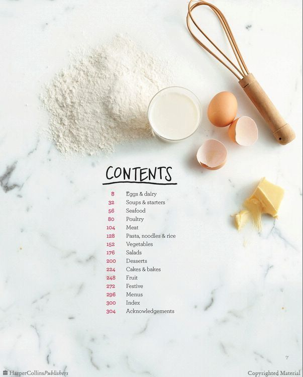 Get your book layout design within 24 hours. | Book design ...Food Magazine Table Of Contents