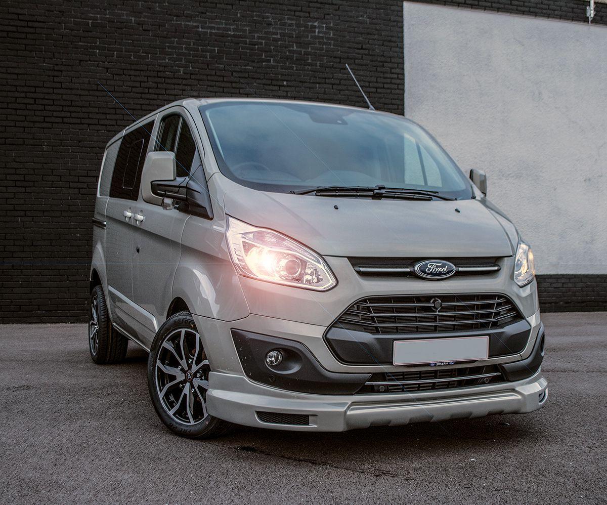 Ford Transit Custom Double Cab Panel Van Tourneo Kombi