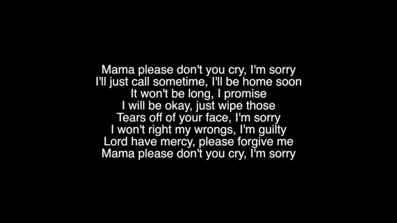 """YNW Melly """"Mama Cry"""" (Official Lyric Video) Lyrics"""