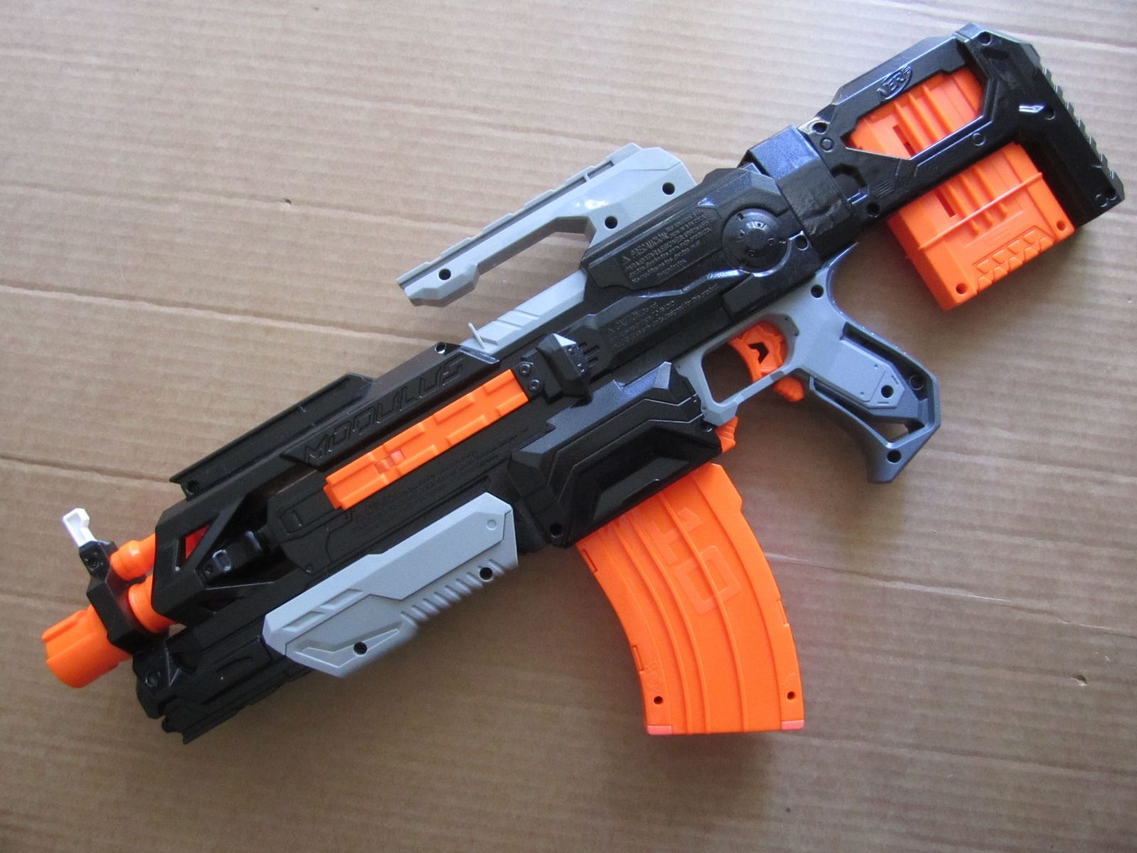 NERF MODULUS ECS-10 CORE (upgraded motors and more)