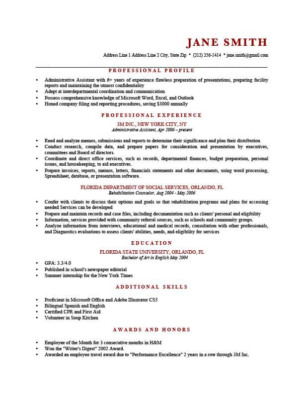 Personal Resume Templates Resume Template Murray Brick Red  Resumes  Pinterest  Template .
