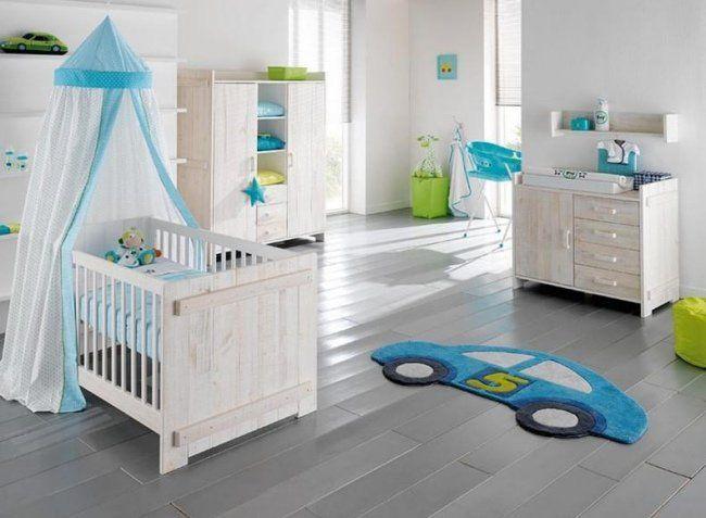 102 id es originales pour votre chambre de b b moderne for Patere chambre bebe garcon