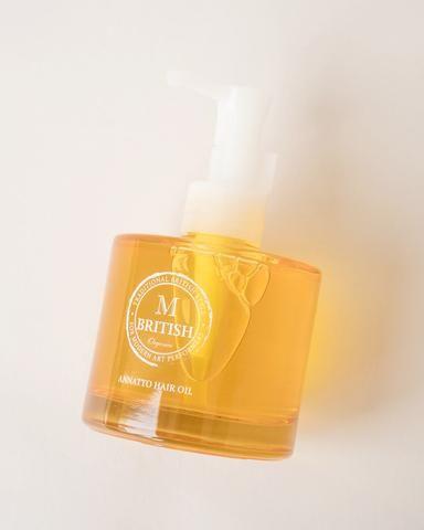 Organics Annatto Hair Oil