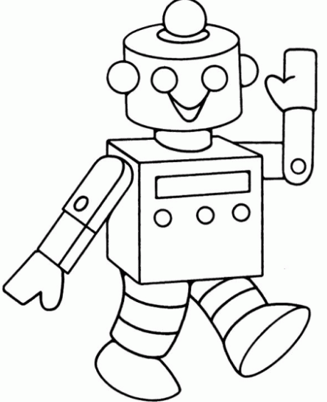 Roboter Ausmalbilder Malvorlagen Fur Jungen Roboter Ausmalbilder