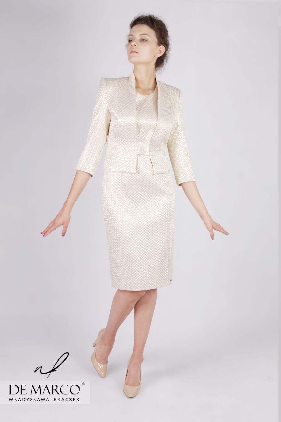 Luksusowa damska odzież szyta na miarę w każdym rozmiarze