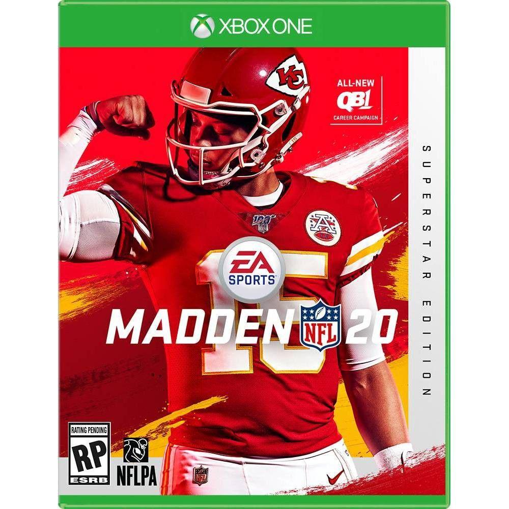 Madden NFL 20 Superstar Edition Xbox One Madden nfl