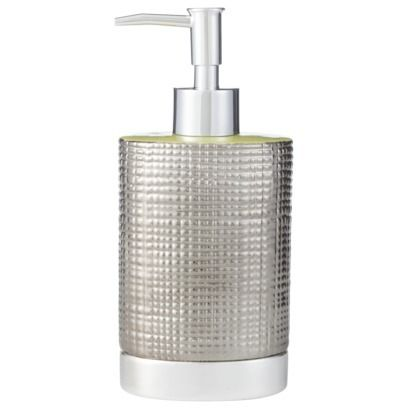 Textured Rings Soap/Lotion Dispenser - Target