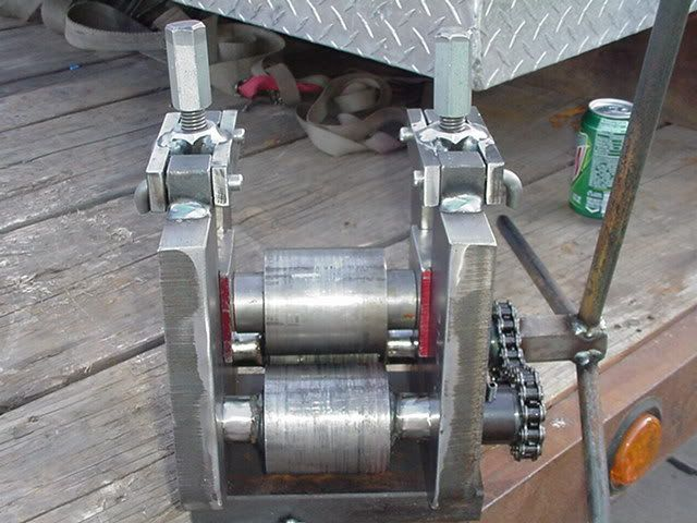 Homemade Pipe And Iron Bending Rigs On Pinterest Welding Projects Welding And Home Made