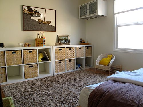 Montessori Baby Room I Like The Shelving Units And Sweet Little Chair Montessori Baby