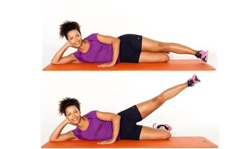 16+ Lying outer thigh lifts trends