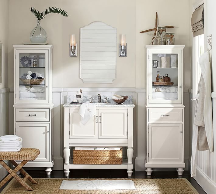 Image Result For Pottery Barn Bathroom